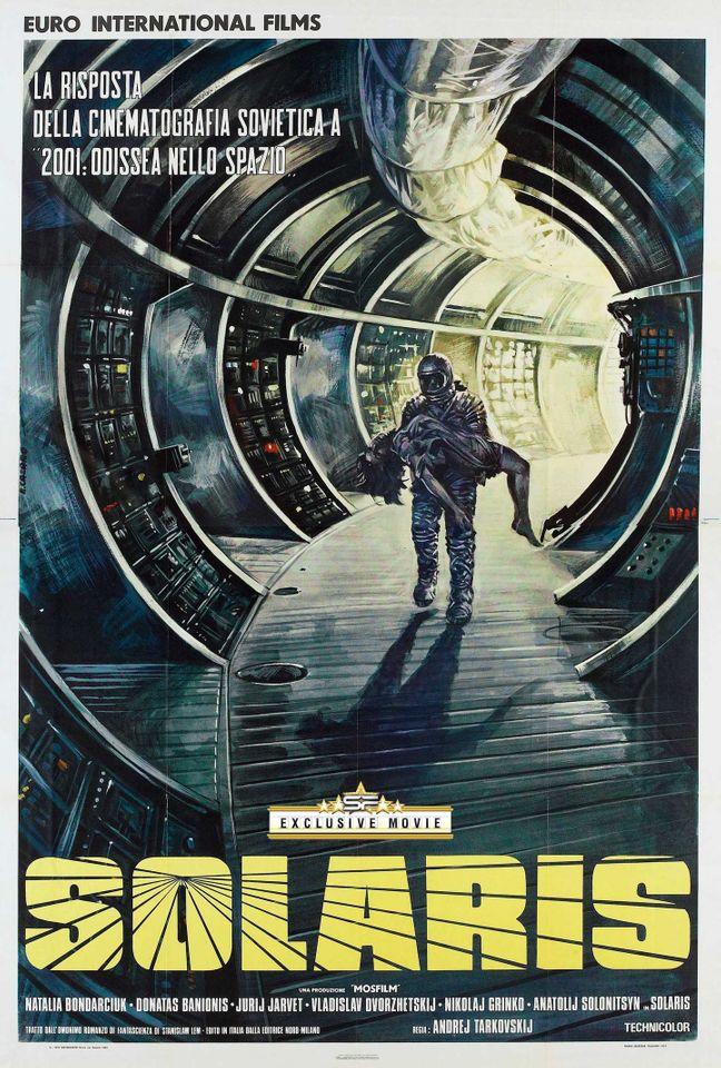 """""""SOLARIS"""" หนังดี สุดเอ็กซ์คลูซีฟ เฉพาะที่เอส เอฟ เท่านั้น"""