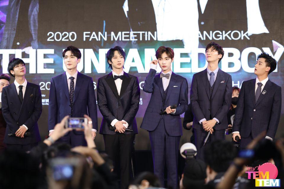200114 [PRESS] THE UNTAMED BOYS 2020 FAN MEETING IN BANGKOK