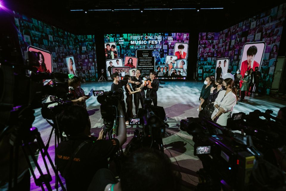 ครั้งแรกของไทยยิ่งใหญ่สมการรอคอย ค่ายเพลง What The Duck   จัดเต็มงานแถลงข่าวออนไลน์มิวสิคเฟสติวัล