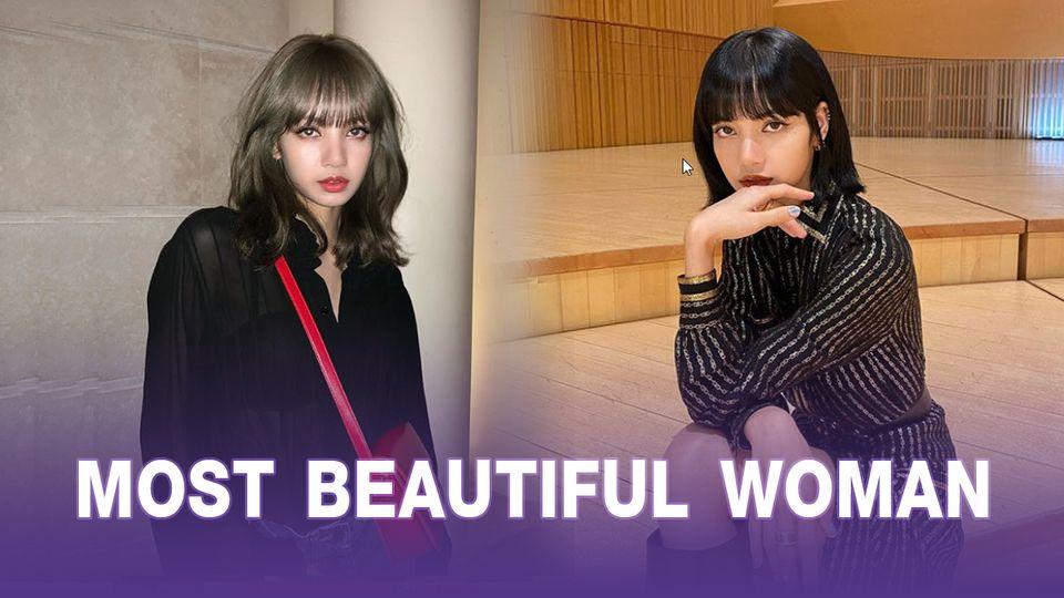 LISA BEST GIRL! ลิซ่า BLACKPINK ปังไม่หยุดคว้าที่ 1 MOST BEAUTIFUL WOMAN 2020