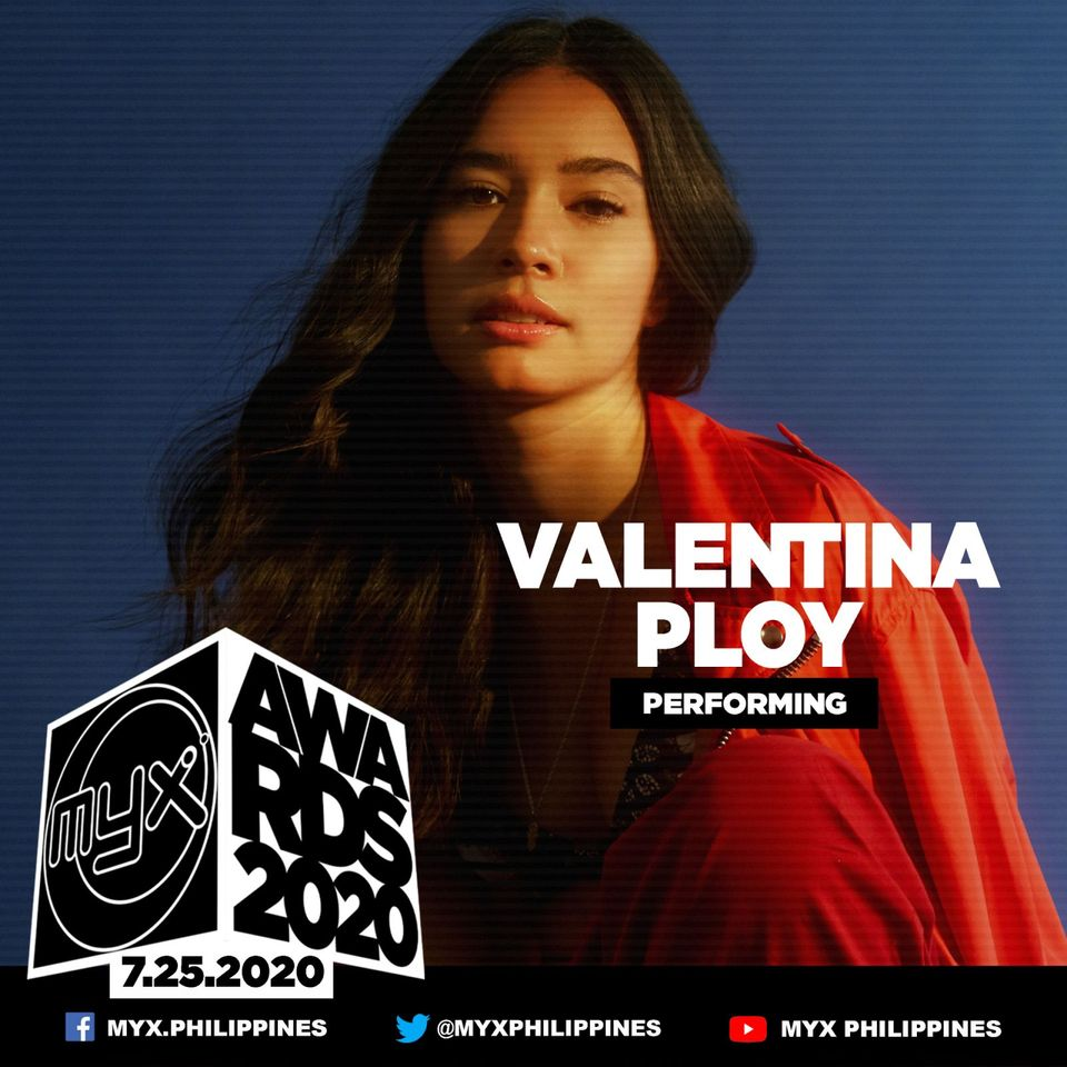 วาเลนติน่าพลอย โกอินเตอร์ไม่หยุด ร่วมงาน MYX Awards 2020 เตรียมขึ้นโชว์พร้อมศิลปินดังระดับโลก