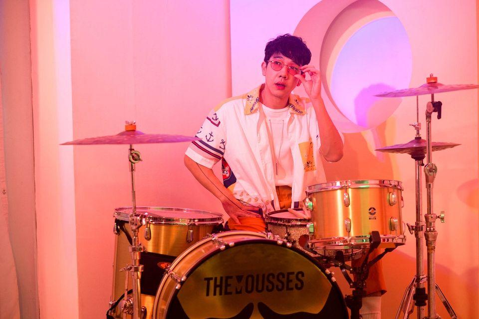 THE MOUSSES ปรับลุครับอัลบั้มใหม่ Happy Alone  ประเดิมซิงเกิ้ล Cosplay