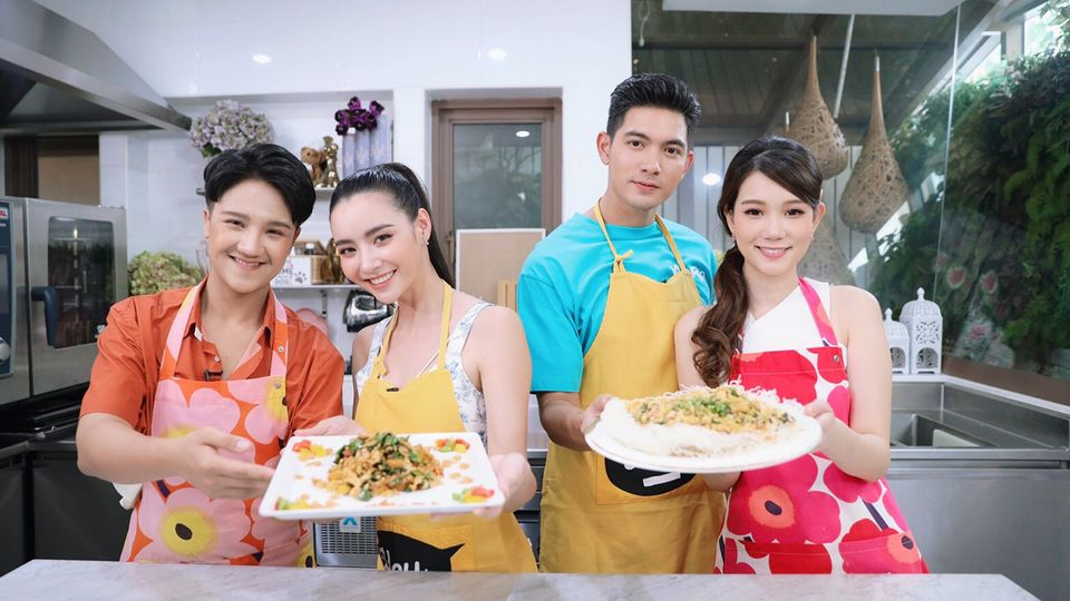 MISSION 7 : เข้ม-มุกดา X MasterChef All Stars Thailand