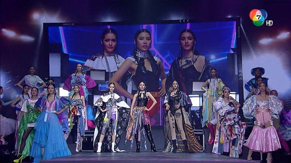 Thai Supermodel Contest 2020 รอบตัดสิน 3/4