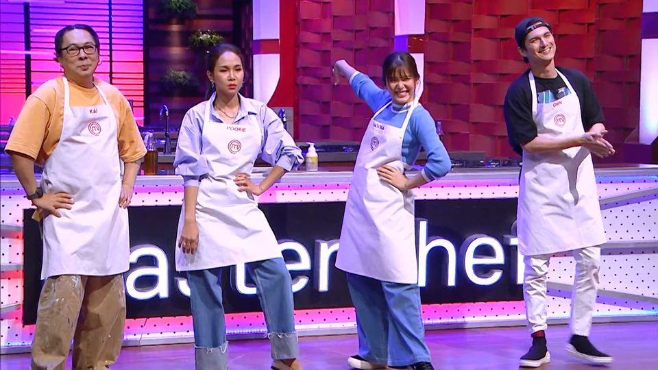 MasterChef Celebrity Thailand มาสเตอร์เชฟ เซเลบริตี้ ประเทศไทย 29 พ.ย.63