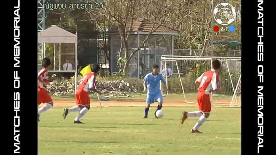 Matches of Memorial : EP.33 แมตช์แห่งความทรงจำ ฟุตบอลนักเรียน 7 คน ที่สนุกที่สุด