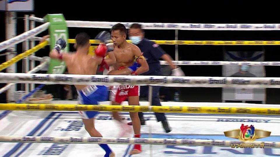 มวยเด็ด วิกหมอชิต : ผลมวยไทย 7 สี 28 มี.ค.64 เมฆ พรัญชัย vs ยอดพนมทวน ศิษย์นายกอนงค์