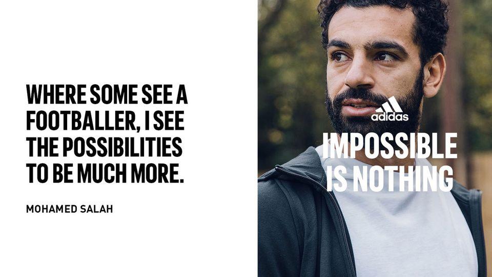 อาดิดาส สร้างซีรีส์ภาพยนตร์ Impossible Is Nothing ผ่านเรื่องราวของ บียอนเซ่-ซาลาห์