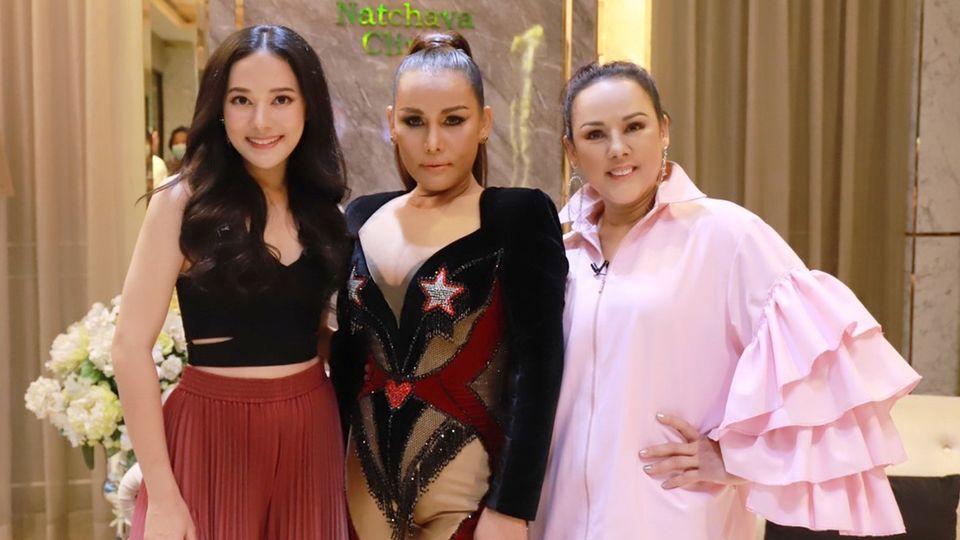 แซ่บมากแม่! เมื่อ มาม่าหวาน แม่ของราชินีแดนซ์เมืองไทย เยือนรายการ สตรีมหานคร แม่มา