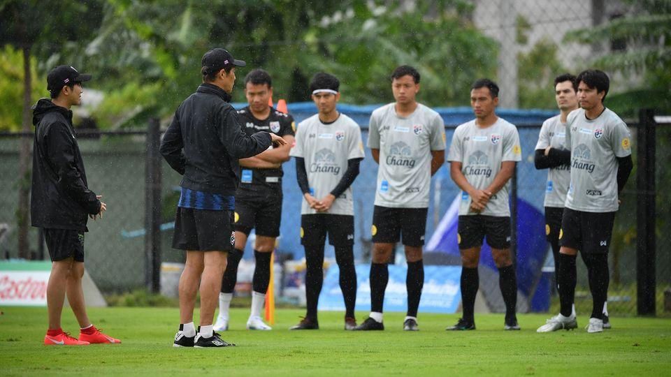 สมาคมฟุตบอลฯ ประกาศข่าวดี ทีมชาติไทยปลอดเชื้อโควิด-19 แล้ว เตรียมฉีดวัคซีนเข็มสอง
