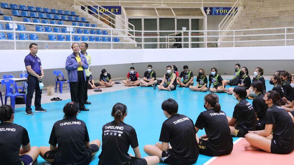 ชาวเน็ตจี้ นายกสมาคมฯรับผิดชอบ ตบสาวไทยติดโควิด พร้อมมีหวัง FIVB ให้โอกาส