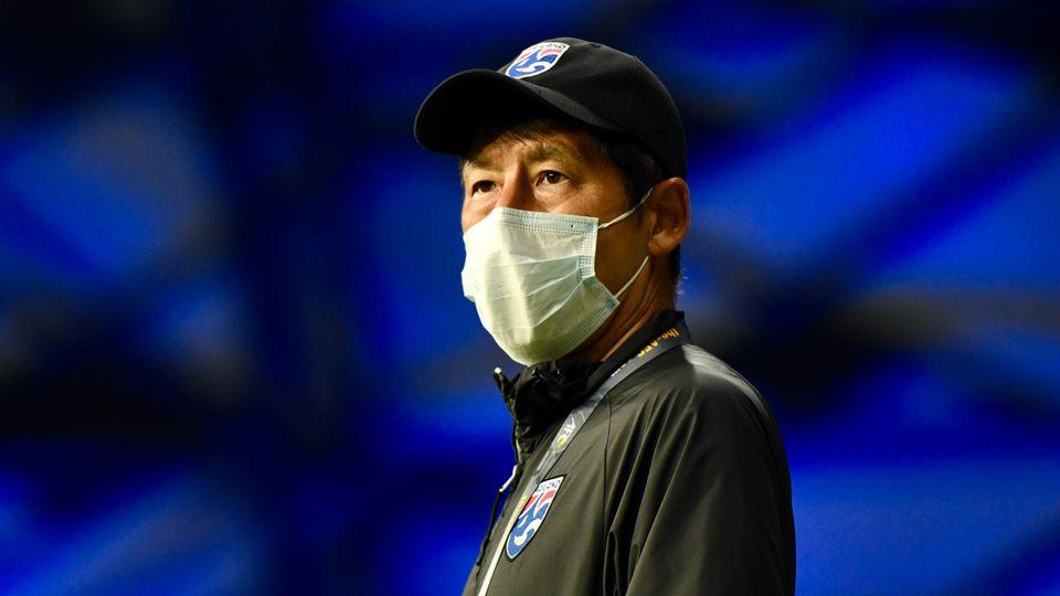 นิชิโนะ ยอมรับความผิดพลาดอยู่ที่การเลือกตัวผู้เล่นและการจัดการตัว ทำทีมชาติไทยตกรอบ