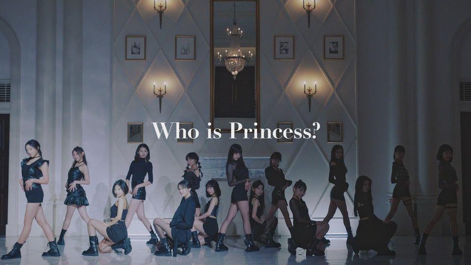 FUN - Who is Princess? [MV Full Member ver.]