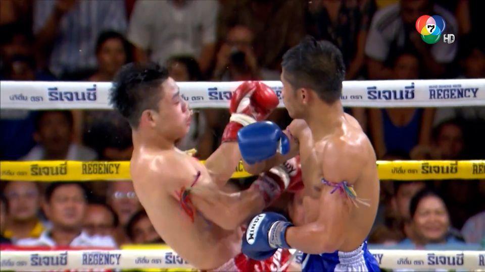 ช็อตเด็ดแม่ไม้มวยไทย 7 สี : 17 ต.ค.64 ธนชาติ ส.จุลเสน vs เพชรมงคล ศูนย์กีฬาห้วยต้ม