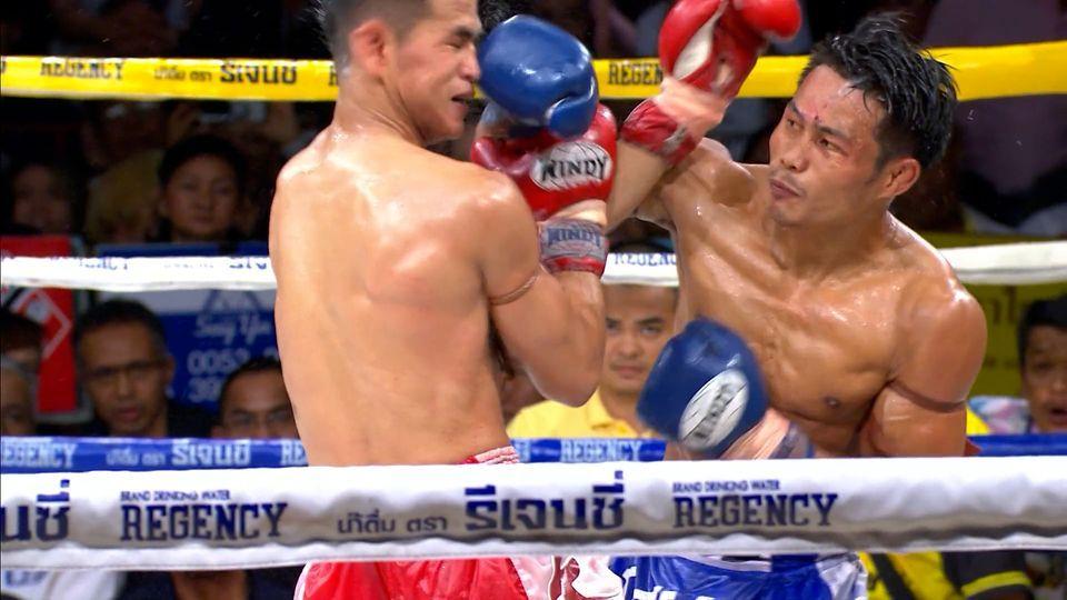 ช็อตเด็ดแม่ไม้มวยไทย 7 สี : 20 ต.ค.64 ชัชชัย พี.เค.แสนชัยมวยไทยยิม vs สะท้านฟ้า หมูปิ้งอร่อยจุงเบย