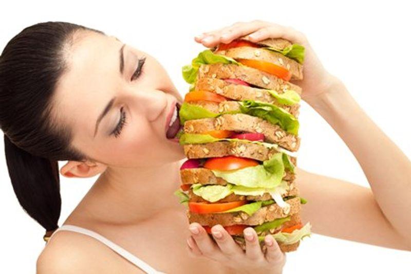 ทายใจทายนิสัย การทานอาหาร