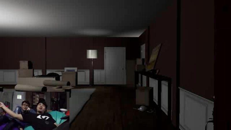 Caster Survivor ตอน โดดงานมาเล่นเกม Emily Want to Play