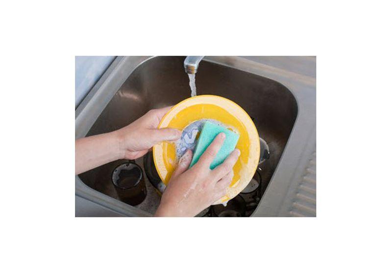 ทายใจทายนิสัย จากการล้างจาน