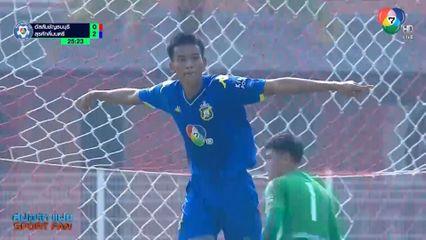 สุรศักดิ์มนตรี ไล่ถล่ม อัสสัมชัญธนบุรี 5-1 ฟุตบอลแชมป์กีฬา 7HD