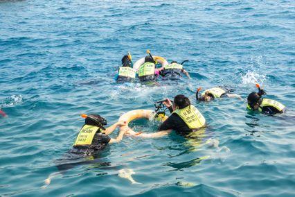 ปาเตี้ยวตราด ทะเลสวยใกล้กรุง นั่งชิล ๆ มองวิวที่ #เกาะช้าง