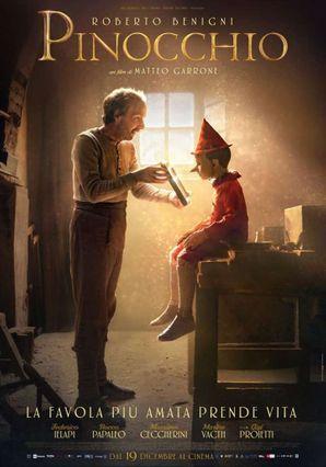 ตัวอย่างหนัง Pinocchio พิน็อกคิโอ