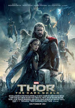 ตัวอย่างหนัง Thor The Dark World ธอร์ เทพเจ้าสายฟ้าโลกาทมิฬ