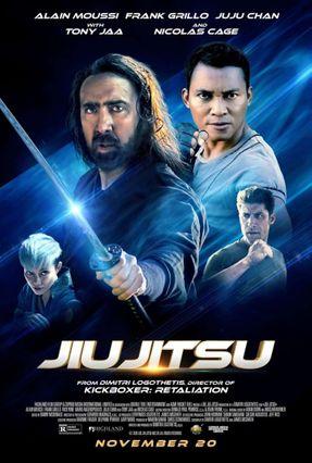 ตัวอย่างหนัง Jiu Jitsu