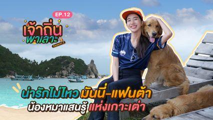 EP.12 เจ้าถิ่นพาเลาะ SS2 | น่ารักไม่ไหว มันนี่-แฟนต้า น้องหมาแสนรู้แห่งเกาะเต่า