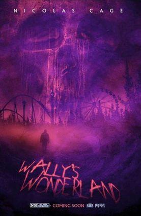 ตัวอย่างหนัง Wally's Wonderland