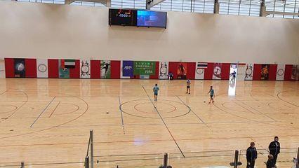 ฟุตซอลทีมชาติไทย พบปัญหาสนามแข่งปูพื้นใหม่ เส้นไม่ได้มาตรฐานแจ้ง เอเอฟซี ไม่คืบหน้า