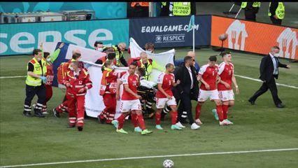 สปอร์ตแฟน Online : Euro 2020 อังกฤษ-ฮอลแลนด์ คว้า 3 แต้ม - อัปเดตอาการอีริคเซน