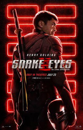 ตัวอย่างหนัง Snake Eyes: G.I. Joe Origins จี.ไอ.โจ สเนคอายส์