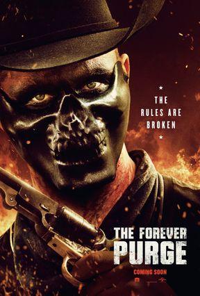 ตัวอย่างหนัง The Forever Purge คืนอำมหิต อำมหิตไม่หยุดฆ่า