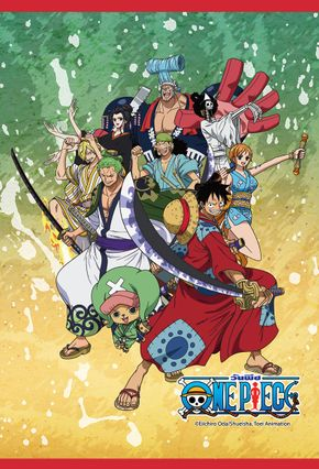 One Piece Wano Kuni