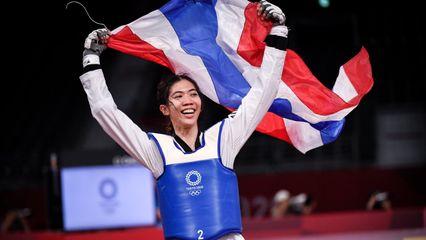โพลล์ชี้ ผลงานนักกีฬาไทยในโอลิมปิกเกมส์ 2020 เพิ่มความสุขให้คนไทย ช่วงวิกฤตโควิด-19