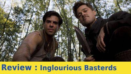 รีวิวหนัง Inglourious Basterds ยุทธการเดือดเชือดนาซี (2009) หนังสงครามที่หยิบประวัติศาสตร์มายำจนเละ