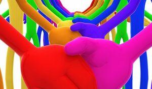การเลือกใช้สีกับการแสดงออกถึงอารมณ์ของสี