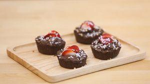 Very Easy EP.5 Chocolate Protein Tart