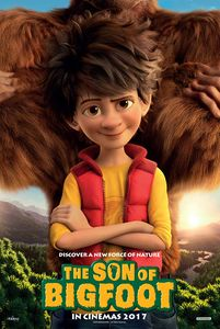 ดูหนัง : THE SON OF BIGFOOT บิ๊กฟุต ภารกิจเซฟพ่อ