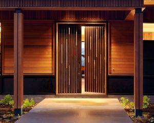 ประตูบ้านตามหลักฮวงจุ้ย