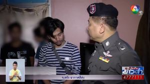 ตำรวจบุกจับวัยรุ่นมั่วสุม เจอกัญชา ปืน มีด ใบกระท่อม ถึงกับหน้าถอดสี