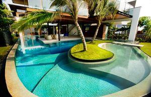 รูปทรง สระน้ำ บ่อน้ำ ที่ตั้งอยู่ในบริเวณบ้านมีผลต่อฮวงจุ้ยบ้าน