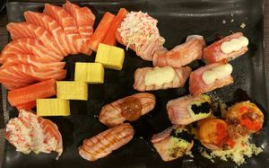 ทายใจทายนิสัย จากซูชิที่ชอบทาน
