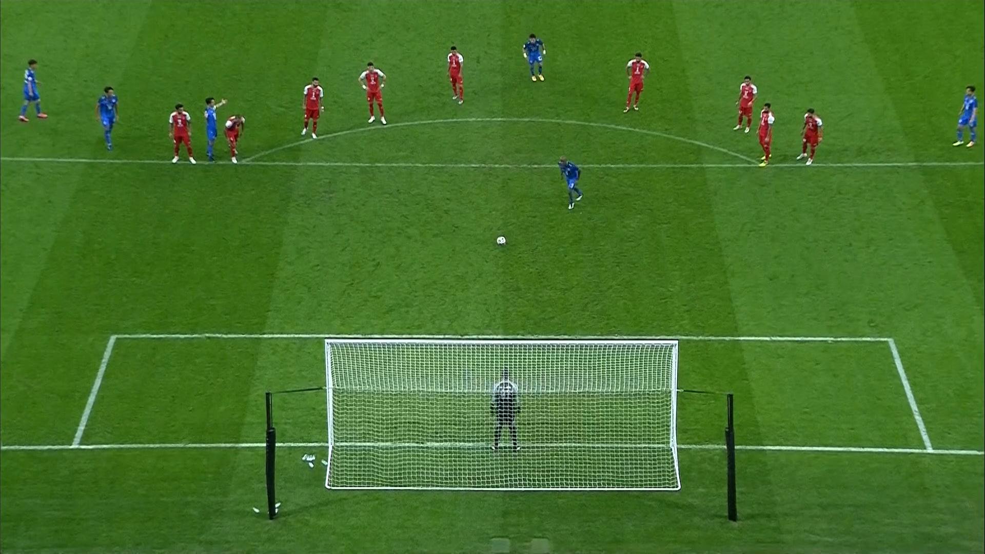 ไฮไลต์ เปอร์เซโปลิส 1-2 อุลซาน ฮุนได ฟุตบอลเอเอฟซี แชมเปียนส์ลีก 2020