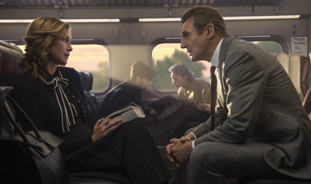 รีวิวหนัง The Commuter นรกใช้มาเกิด